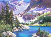 """Continental Divide Summer""   SOLD"
