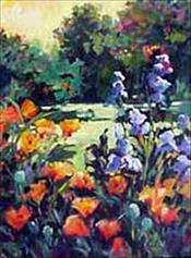 """Country Garden Delight""  SOLD"
