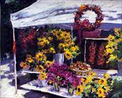 """The Sunflower Booth"""
